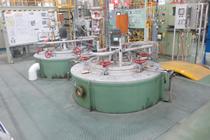 Gas nitriding