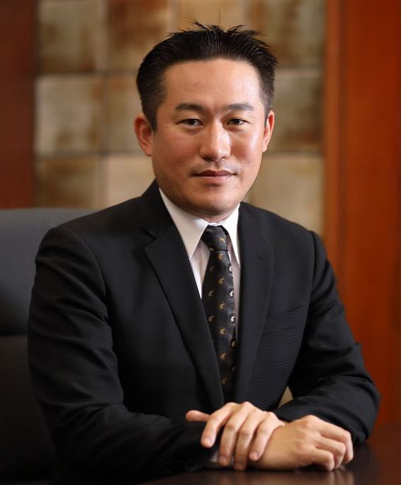 President Ryuji Kawasaki